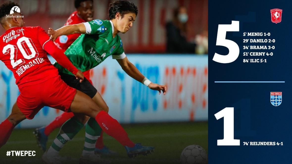 شکست سنگین یاران قوچان نژاد در هفته هفتم لیگ اردیویسه هلند