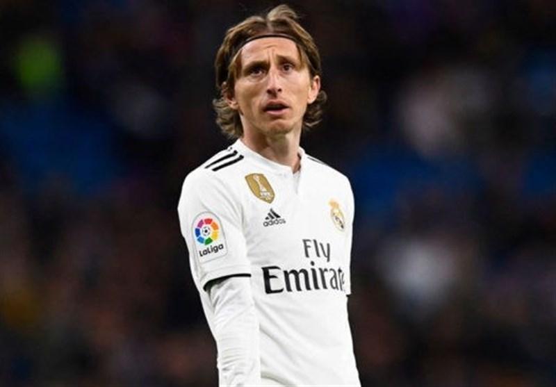 رئال مادرید قرارداد مودریچ را تمدید نمی کند