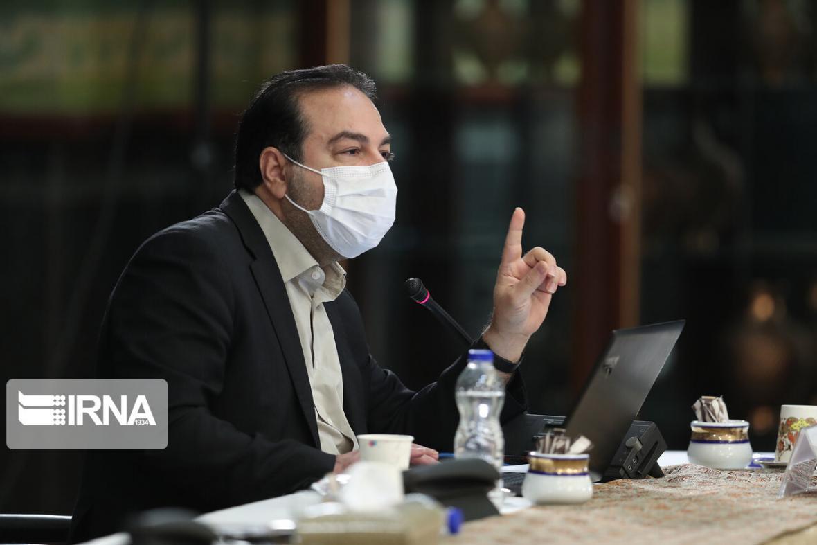 خبرنگاران معاون وزارت بهداشت شهادت مدافع سلامت یزد را تسلیت گفت