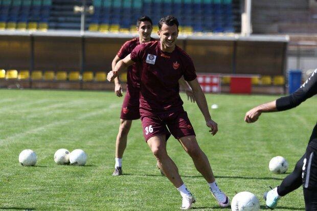 غیبت قطعی مهاجم جدید پرسپولیس در هفته اول لیگ برتر