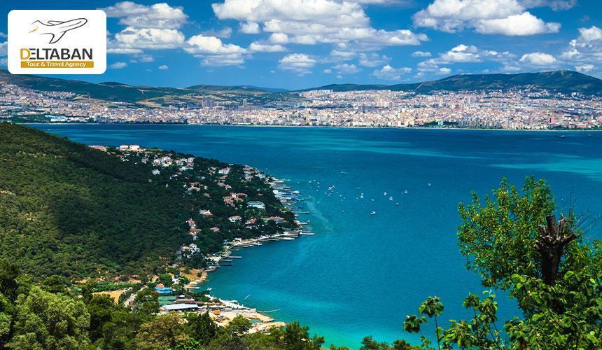 10 ساحل حیرت انگیز در استانبول را حتما ببینید!