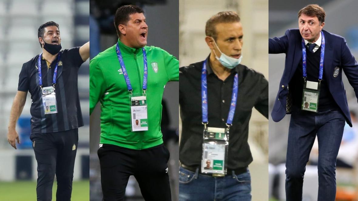 یحیی گل محمدی نامزد بهترین مربی لیگ قهرمانان آسیا