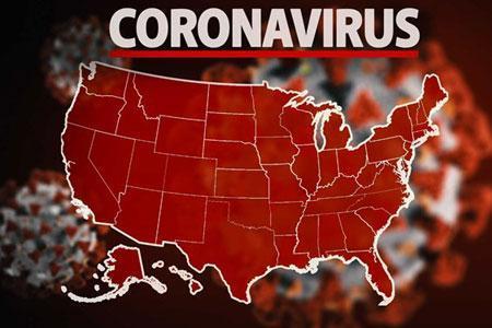 ثبت رکورد جدید ابتلای روزانه به کرونا در آمریکا