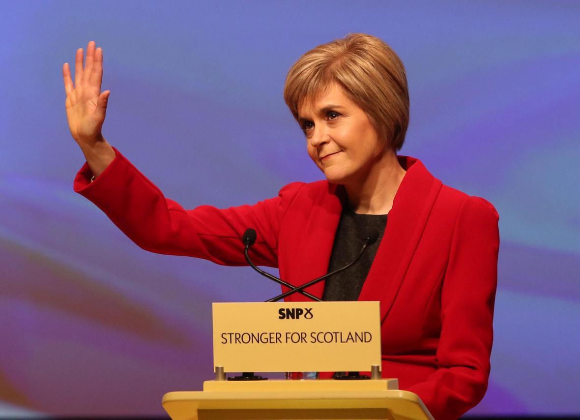 وزیر اول اسکاتلند: اکثریت مردم خواهان استقلال از بریتانیا هستند