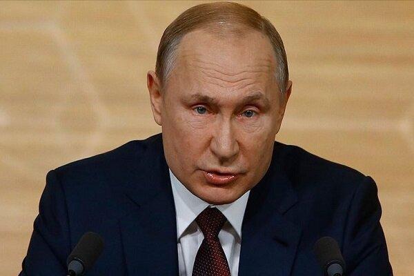 پوتین: فوراً به استقرار موشک های ناتو در مرز روسیه پاسخ داده شود