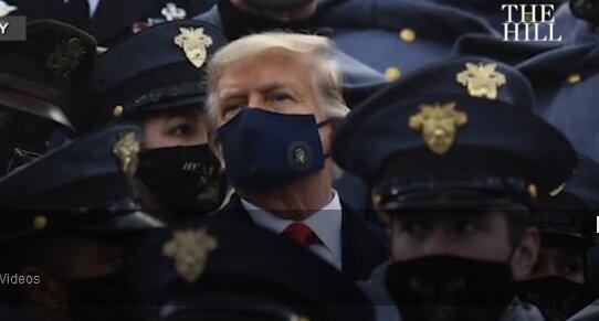 نگرانی مسئولان ارشد آمریکایی از توسل ترامپ به قدرتش برای تغییر نتایج انتخابات