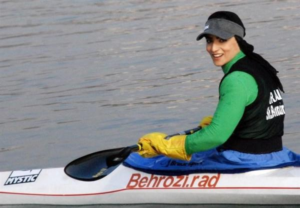 قایق بانوی پارالمپیکی بالاخره از گمرک ترخیص شد