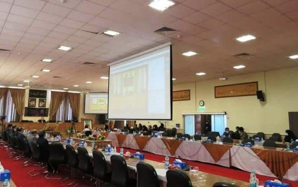 خبرنگاران نهمین کنگره بین المللی زیست شناسی ایران در سمنان شروع شد