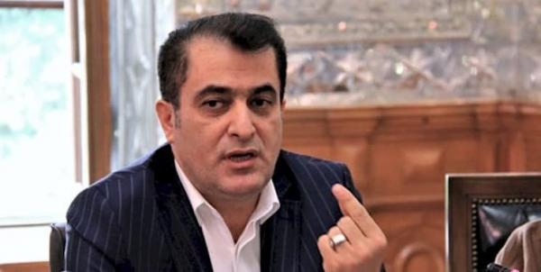 اسماعیل خلیل زاده: هرگز با آذری جهرمی تماس نداشتم!، او باید از طرفداران استقلال عذرخواهی کرد خبرنگاران
