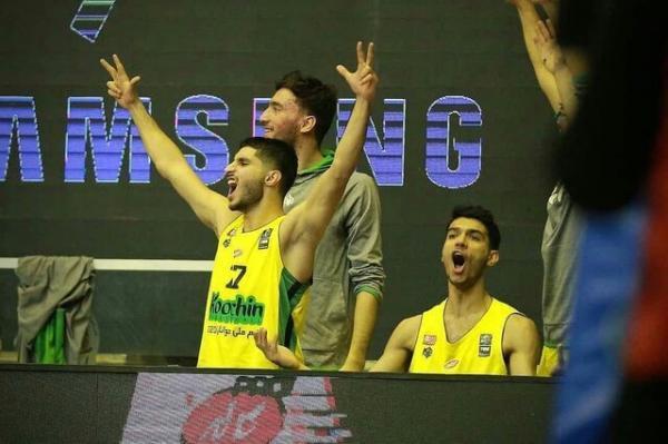 زمان شروع برنامه های تیم جوانان بسکتبال معین شد، نوری: برای بهترین عملکرد بازی می کنیم