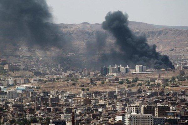 25 حمله هوایی ائتلاف متجاوز سعودی به یمن