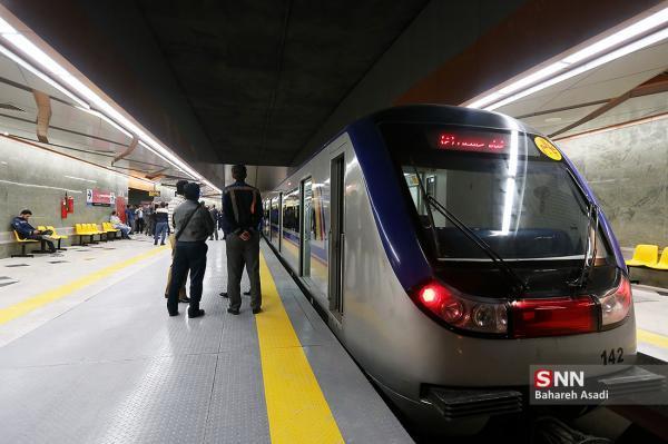 افتتاح سه ایستگاه جدید متروی تهران خبرنگاران