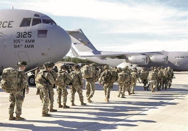 درخواست آمریکا از طالبان برای حضور موقت نظامی در افغانستان