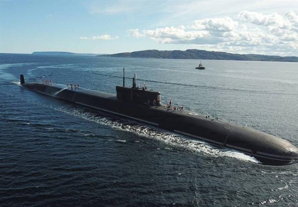 ناوگان دریایی روسیه مجهز به 3 زیردریایی مدرن می گردد