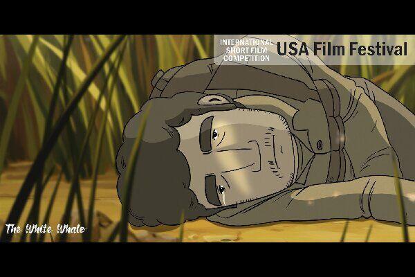 خبرنگاران نامزدی نهنگ سفید در جشنواره فیلم آمریکا