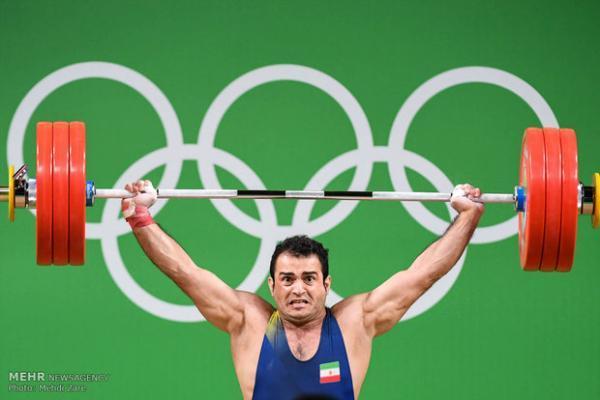 دورخیز سهراب مرادی از ازبکستان برای المپیک توکیو