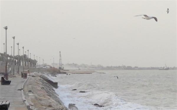 هشدار هواشناسی نسبت به افزایش ارتفاع 3 متری موج دریای خزر