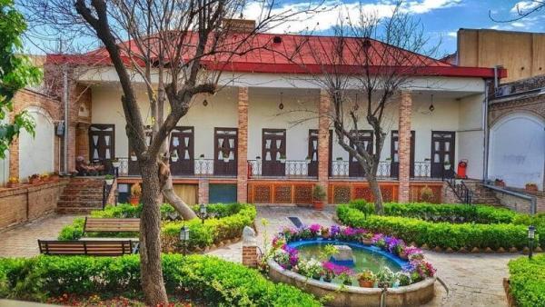 خبرنگاران خانه مهربان؛ یادگاری زیبا در عودلاجان تهران