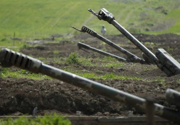 تبادل آتش میان نیروهای ارمنستان و جمهوری آذربایجان