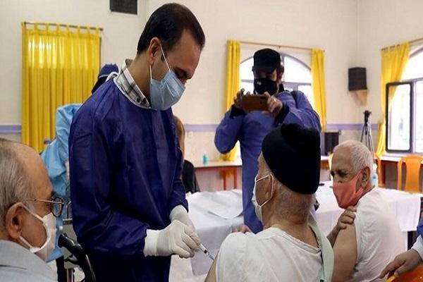 شروع ثبت نام واکسن کرونا برای افراد بالای 70 سال