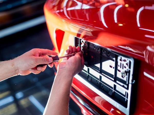 گران ترین پلاک دنیا متعلق به کدام خودرو است و در کجا تردد می نماید؟