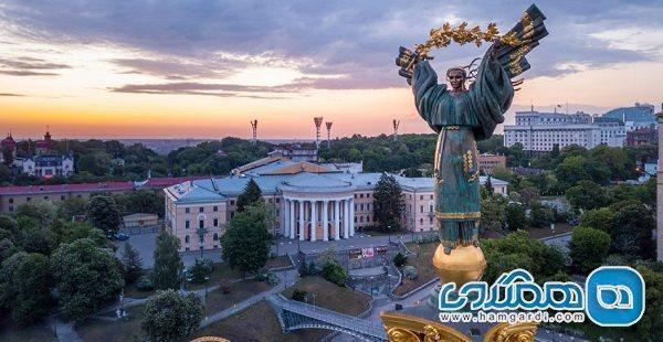 گردشگران خاورمیانه ای به منبع اصلی درآمد گردشگری اوکراین تبدیل شده اند