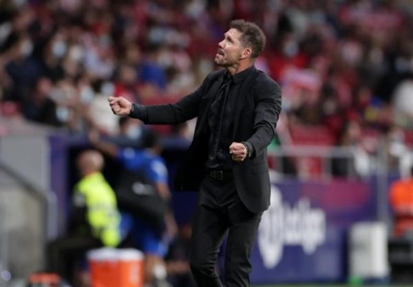 سیمئونه: برترین بازی مان را مقابل بارسلونا به نمایش گذاشتیم، به فلیکس گفتم این دقیقاً همان چیزی است که از او می خواهم
